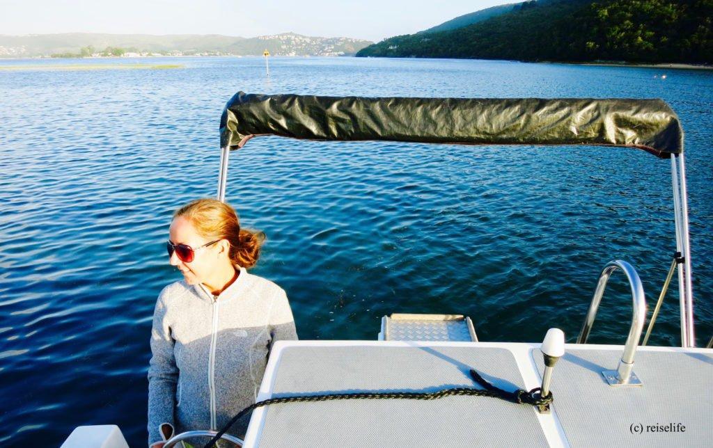 Hausboot fahren kann jeder
