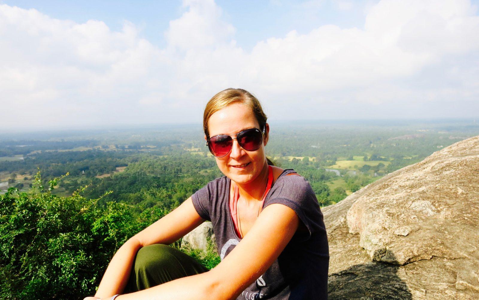 Yapahuwa Felsenfestung Sri Lanka Rundreise Sehenswürdigkeiten