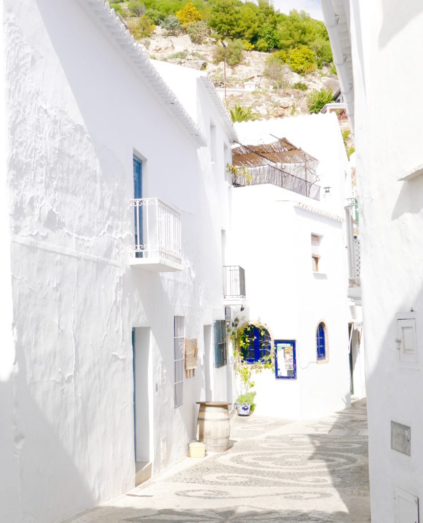 Frigiliana Rundreise Andalusien
