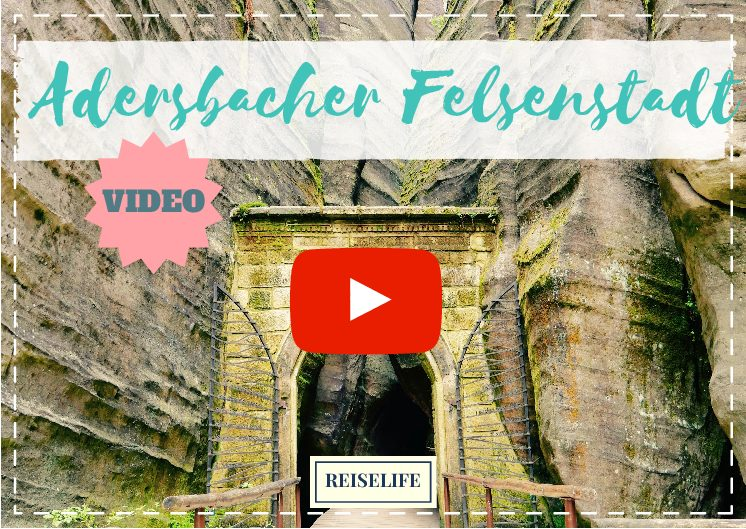 VIDEO: Naturabentuer Adersbacher Felsenstadt