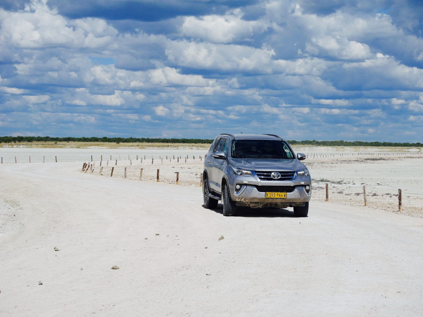 Namibia Rundreise Etosha Nationalpark Safari