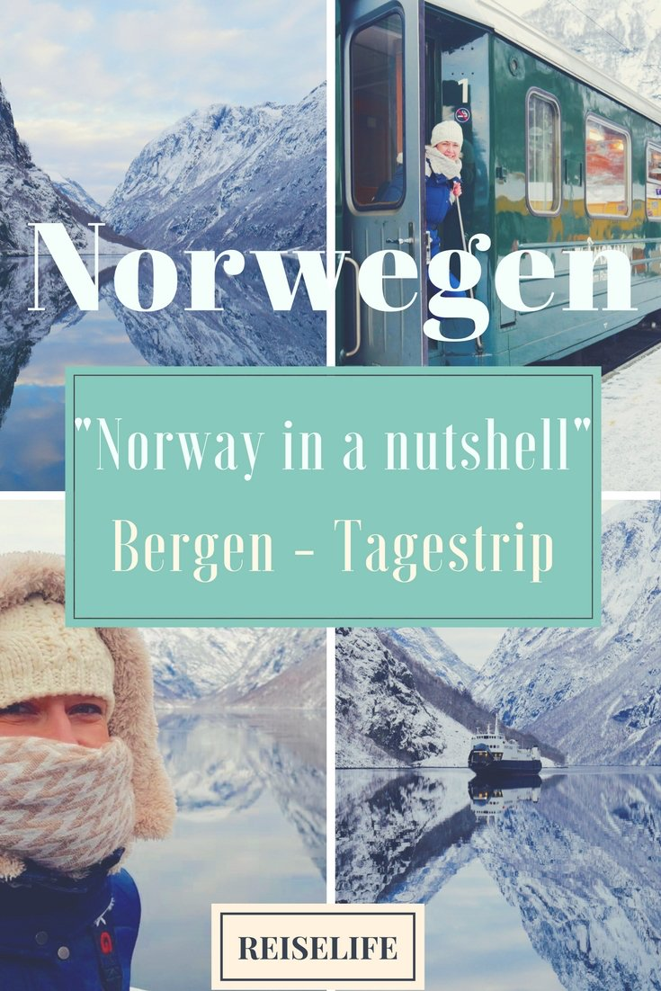 Norway in a nutshell Tour von Bergen durch die Fjorde Norwegens. Reiselife