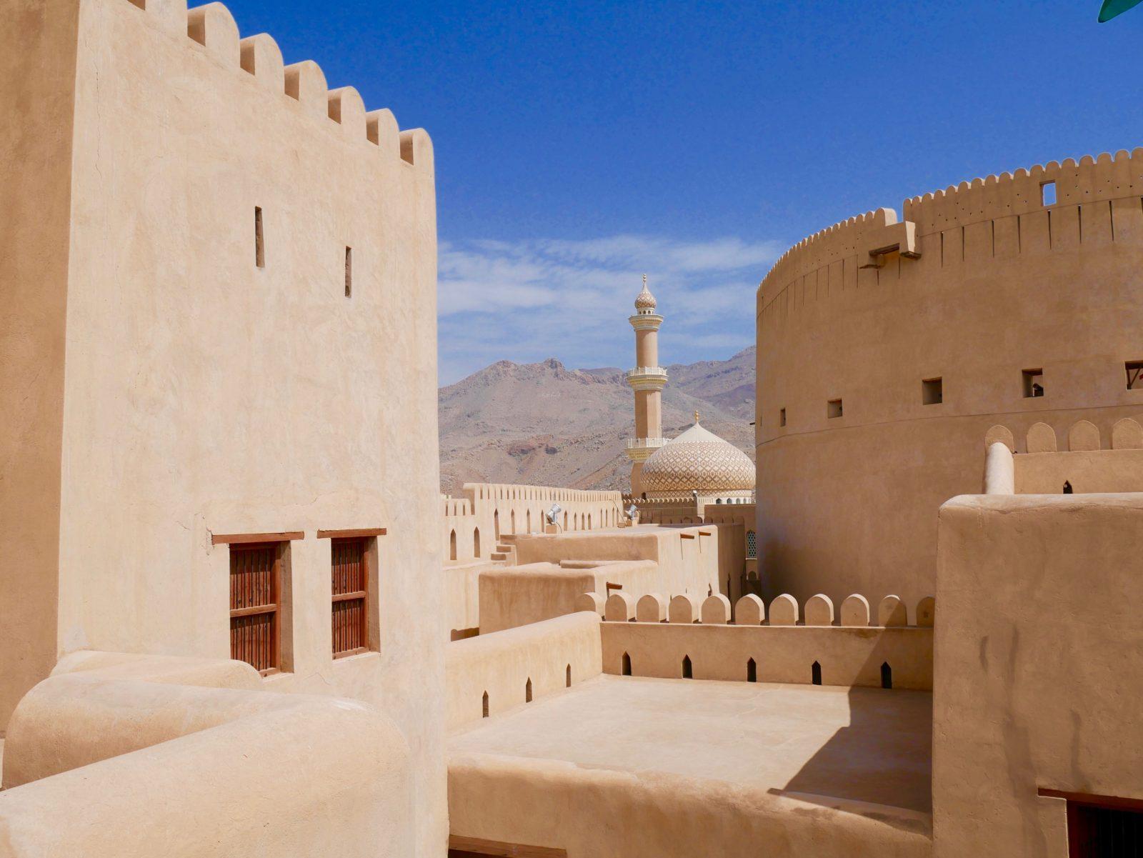 Eine der schönsten Oman Sehenswürdigkeiten ist die Oasenstadt Nizwa