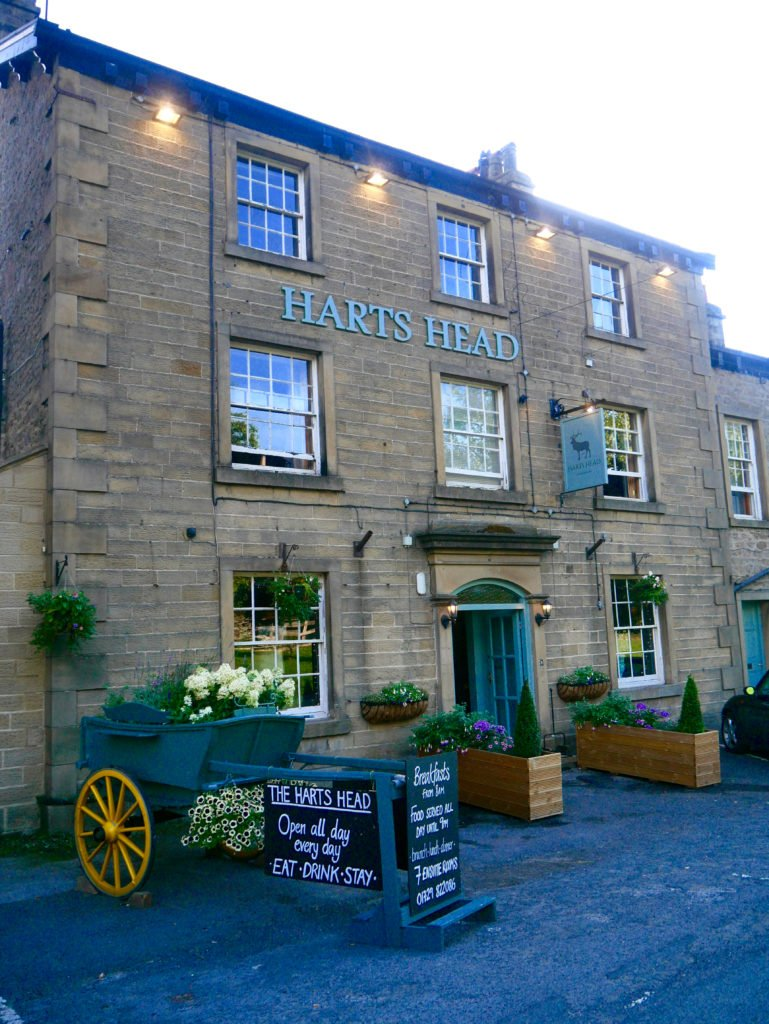 Harts Head Hotel bei Settle