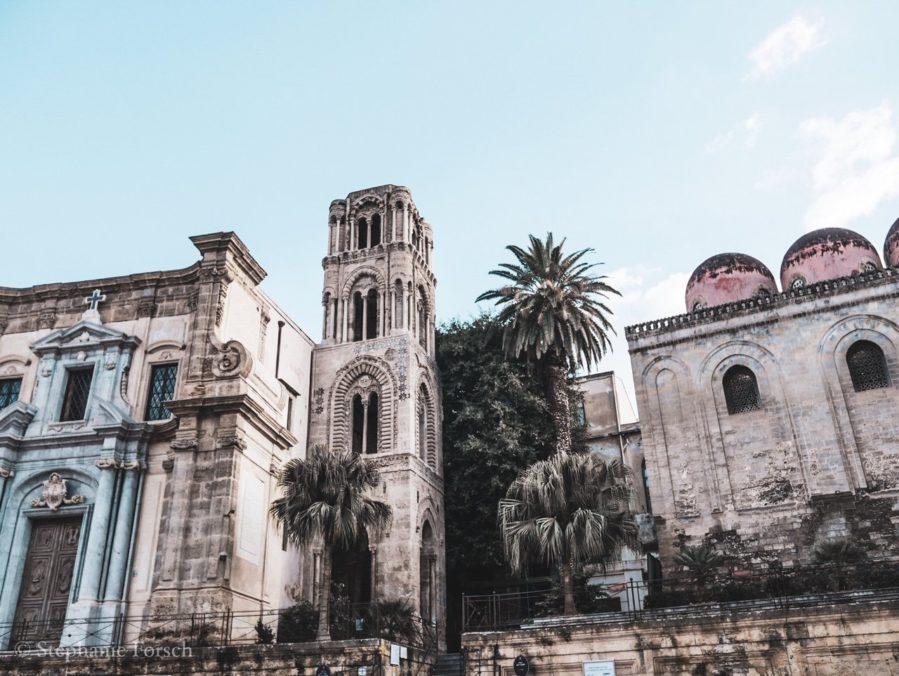 Die schönsten Palermo Sehenswürdigkeiten. Ein Stadtrundgang.