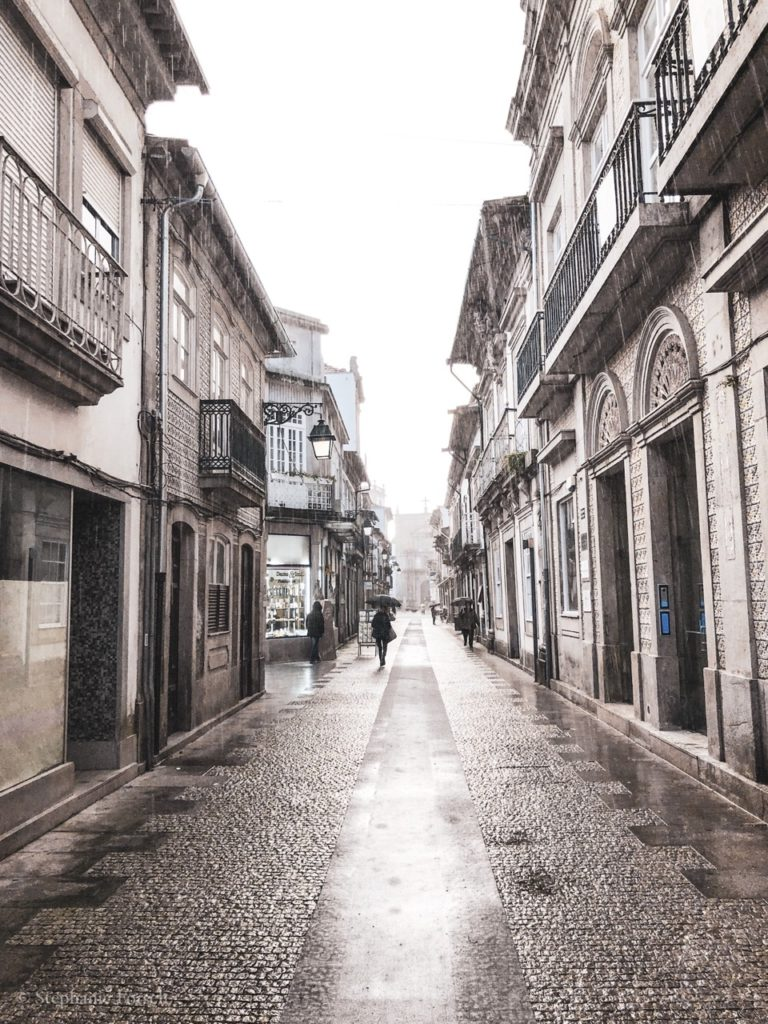 Unterwegs in den Gassen der Altstadt