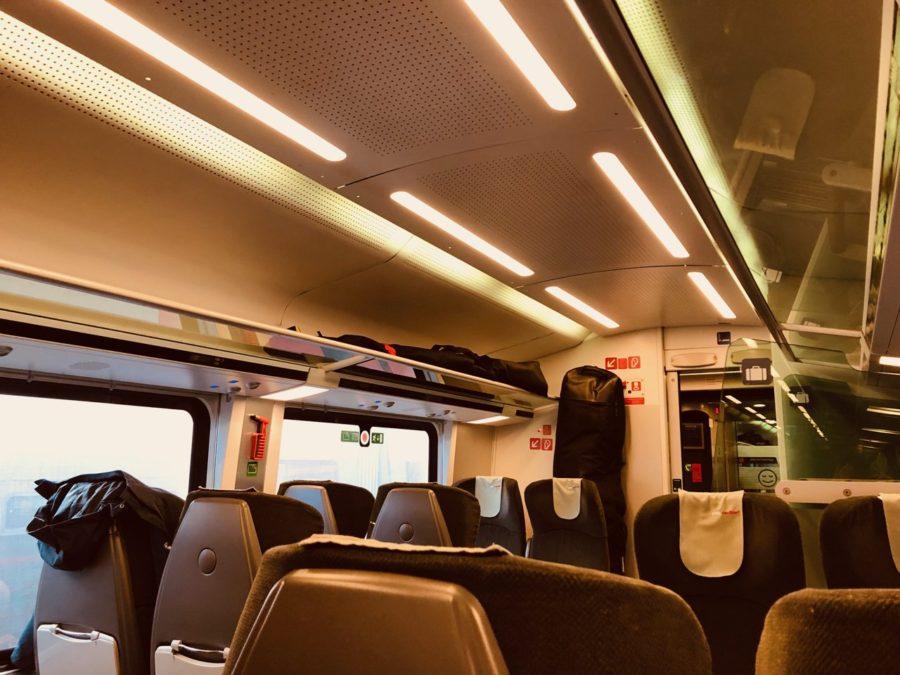 Österreich Bahn fahren Züge