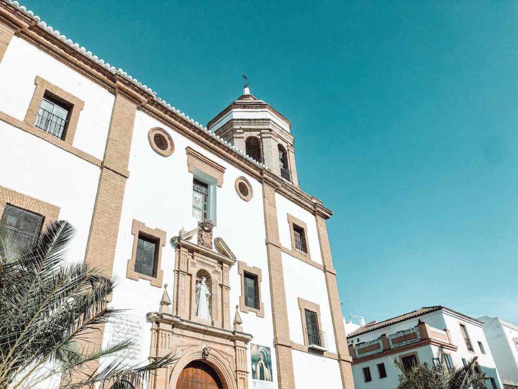 Ronda Sehenswürdigkeiten in der Altstadt