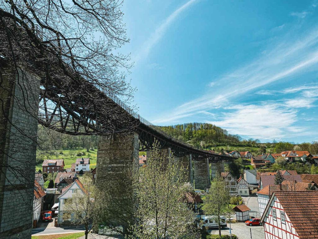 Kanonenbahn-Radweg: Entlang zauberhafter Schienenlandschaften!